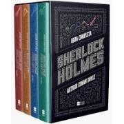 Sherlock Holmes (Box com 4 volumes)