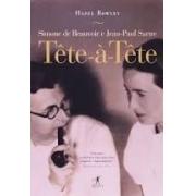 Simone de Beauvoir e Jean-Paul Sartre: tête-à-tête