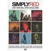SIMPLY RED - LIVE VINA DEL MAR (DVD)