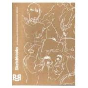 Sketchbooks: páginas desconhecidas  do processo criativo