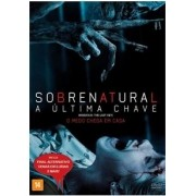SOBRENATURAL: A ÚLTIMA CHAVE DVD