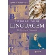 Textos básicos de linguagem de Platão a Foucault