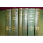 THE ANGLO-SAXON POETIC RECORDS - A COLLECTIVE EDITION (6 VOLUMES)