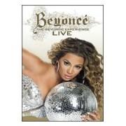 THE BEYONCÉ EXPERIENCE LIVE DVD