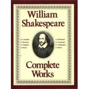 The complete works of Shakespeare, from the original text (Box, em três volumes)