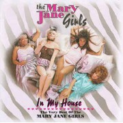 The Mary Jane Girls ‎– In My House CD