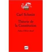 Théorie de la Constitution