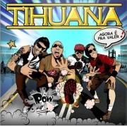 TIHUANA - AGORA E PRA VALER  - CD