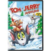 TOM & JERRY: AVENTURAS - DVD
