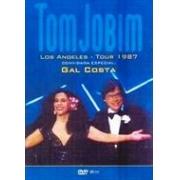 TOM JOBIM: LOS ANGELES - TOUR 1987