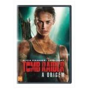 TOMB RAIDER - A ORIGEM DVD