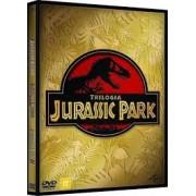 Trilogia Jurassic Park DVD