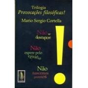 TRILOGIA PROVOCAÇOES FILOSOFICAS (3 VOLUMES)