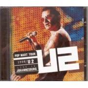 U2 – Live In Johannesburg - Pop Mart Tour - 1998 CD