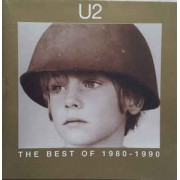 U2 ‎– The Best Of 1980-1990 CD
