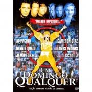 UM DOMINGO QUALQUER - DVD