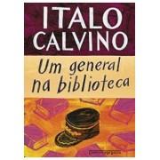 UM GENERAL NA BIBLIOTECA