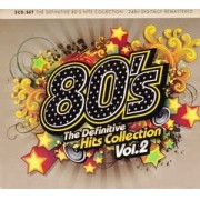 Various ‎– 80's The Definitive Hits Collection Vol2 CD Triplo