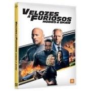 VELOZES E FURIOSOS HOBBS E SHAW - DVD