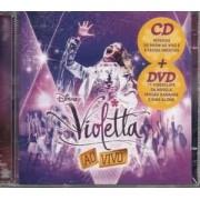 Violetta – En Vivo CD + DVD