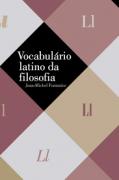 Vocabulário latino da filosofia