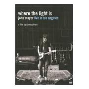WHERE THE LIGHT IS: JOHN MAYER LIVE DVD