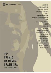 29º PRÊMIO DA MÚSICA BRASILEIRA - ANO LUIZ MELODIA DVD