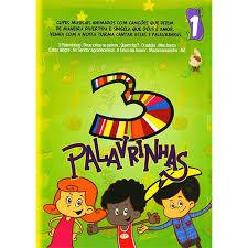 3 PALAVRINHAS - DVD