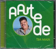 A ARTE DE TIM MAIA - CD