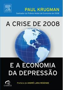 A CRISE DE 2008 E A ECONOMIA DA DEPRESSÃO