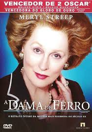 A Dama de Ferro DVD