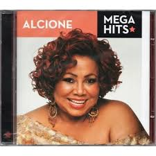 ALCIONE MEGA  HITS - CD