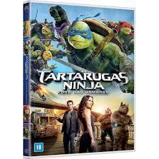 As Tartarugas Ninja - Fora Das Sombras - DVD