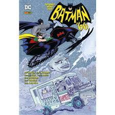 BATMAN'66 ENTRANDO NUMA FRIA!