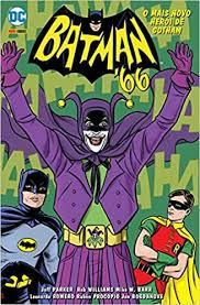 BATMAN'66 O MIAS NOVO HERÓI DE GOTHAM