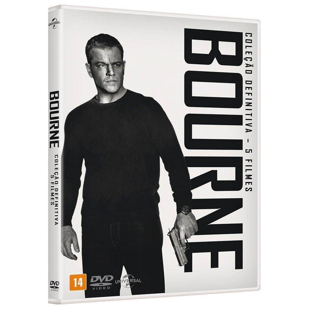 Bourne - Coleção Definitiva 5 Filmes