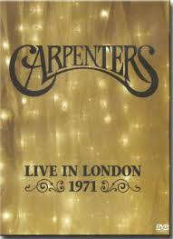 Carpenters - Live in London 1971 DVD