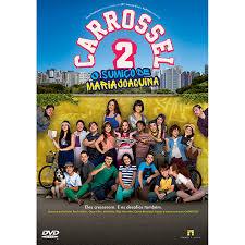 CARROSSEL 2 - O SUMIÇO DE MARIA JOAQUINA - DVD