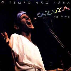 Cazuza  O Tempo Não Pára - Cazuza Ao Vivo CD