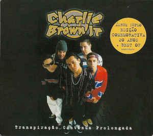 Charlie Brown Jr. – Transpiração Contínua Prolongada - CD