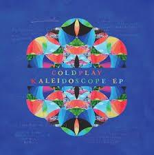COLDPLAY KALEIDOSCOPE EP - CD