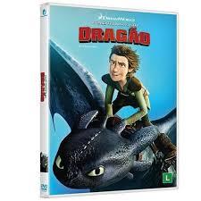 COMO TREINAR O SEU DRAGÃO - DVD