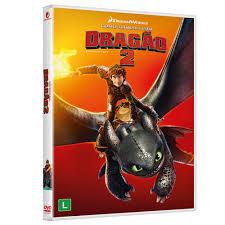 COMO TREINAR SEU DRAGÃO 02 - DVD