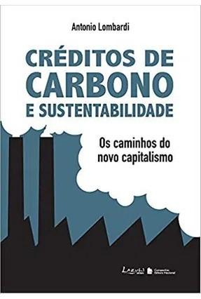 Créditos de carbono e sustentabilidade