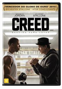 CREED - NASCIDO PARA LUTAR DVD