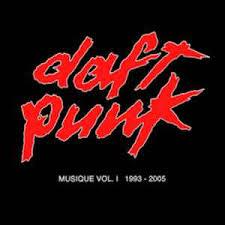 DAFT PUNK - MUSIQUE VOL.1 1993-2005 CD