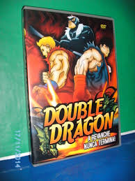 DOUBLE DRAGON - A REVANCHE NUNCA TERMINA! - DVD