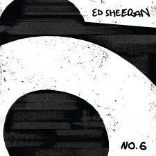 ED SHEERAN - NO6 COLLABORATION PROJECT CD