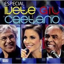 ESPECIAL IVETE, GIL E CATENAO - CD