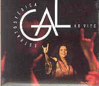 GAL COSTA - ESTRATOSFÉRICA ( AO VIVO ) CD DUPLO